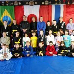 Valerie Worthington at a youth seminar at our academy.